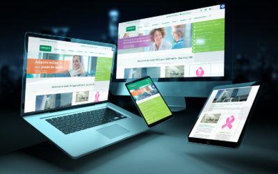 Unimed Litoral colocou em funcionamento seu novo portal de internet
