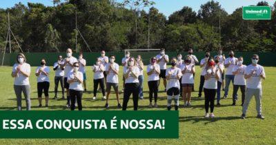 Unimed Litoral está entre as melhores empresas para trabalhar no Brasil