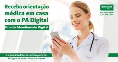 Pronto Atendimento Digital se consolida em janeiro